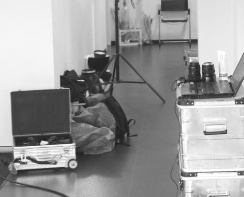 Fotoshooting Dr. Achim Gauchel, Zahnarzt Düsseldorf Carlstadt